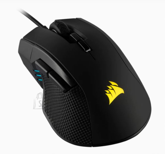 Corsair Corsair Gaming Mouse IRONCLAW RGB FPS/MOBA Wired, 18.000 DPI, Black
