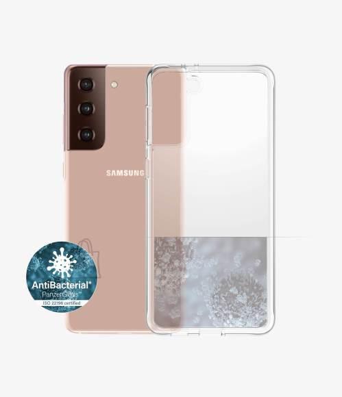 PanzerGlass PanzerGlass Case Samsung, Galaxy S21+ Series, Thermoplastic polyurethane (TPU), Clear