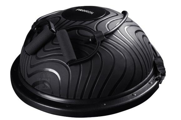 ProIron Balance Trainer Black, PVC / PP / TPR, 60 x 23 cm, max 300 kg