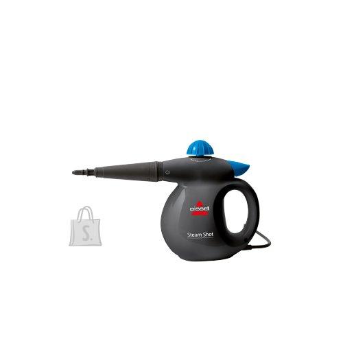 Bissell Bissell Steam Cleaner SteamShot Power 1050 W, Steam pressure 4.5 bar, Water tank capacity 0.36 L, Blue/Titanium