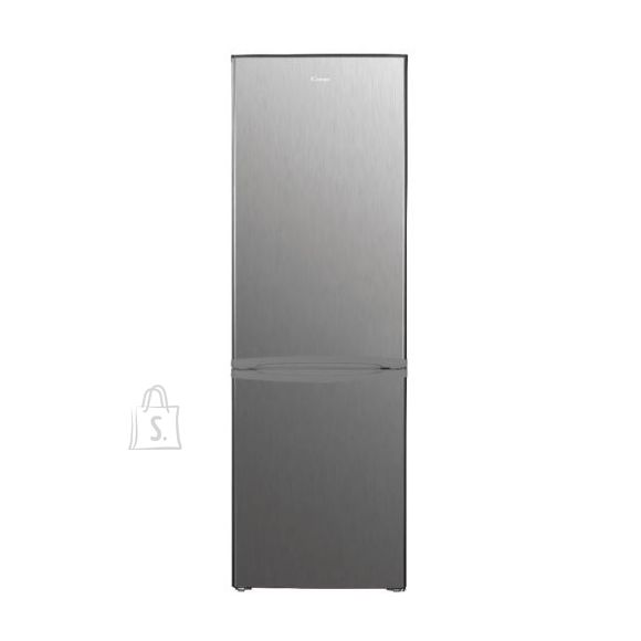 Candy Candy Refrigerator CHICS 5184XN Energy efficiency class E, Free standing, Combi, Height 180 cm, Fridge net capacity 191 L, Freezer net capacity 71 L, 40 dB, Stainless steel