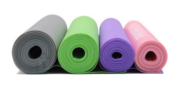 ProIron Resistance Band Set Exercise Band, 200 x 15 x 0.45 cm, Medium (5-10 kg), 1 pc, Purple