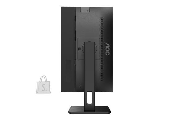 """AOC AOC Full HD display with DisplayPort 24P2Q 23.8 """", IPS, 1920 x 1080, 16:9, 4 ms, 250 cd/m², Black"""