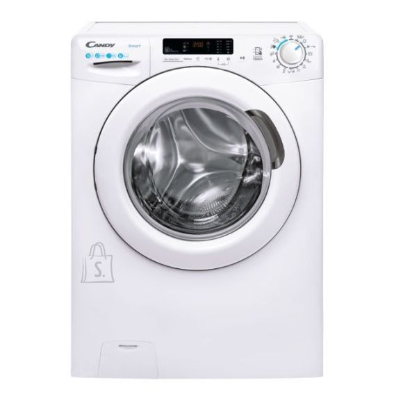 Candy Candy Washing machine CS 12102DE/1-S A+++, Front loading, Washing capacity 10 kg, 1200 RPM, Depth 58 cm, Width 60 cm, 2D, White