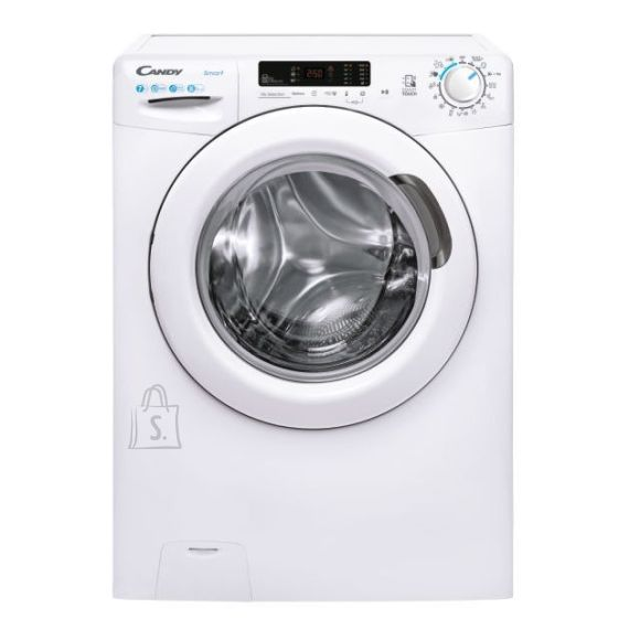 Candy Candy Washing mashine CS 1072DE/1-S Energy efficiency class D, Front loading, Washing capacity 7 kg, 1000 RPM, Depth 49 cm, Width 60 cm, 2D, NFC, White