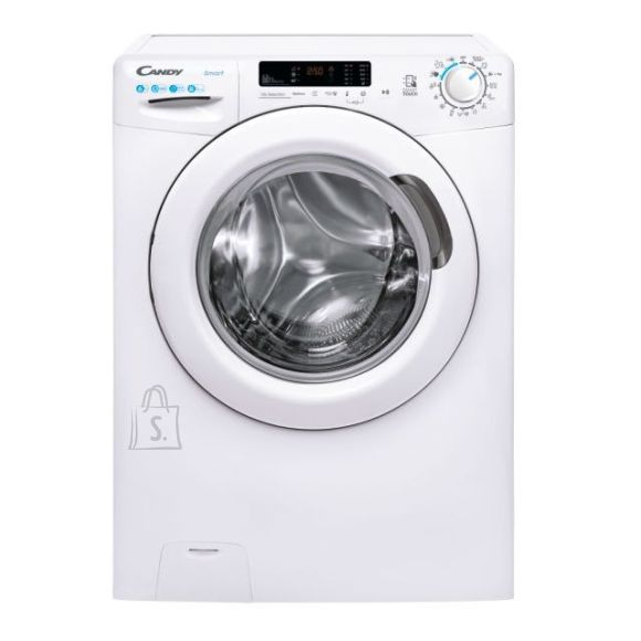 Candy Candy Washing mashine CS34 1262DE/2-S A+++, Front loading, Washing capacity 6 kg, 1200 RPM, Depth 37.8 cm, Width 60 cm, 2D, NFC, White