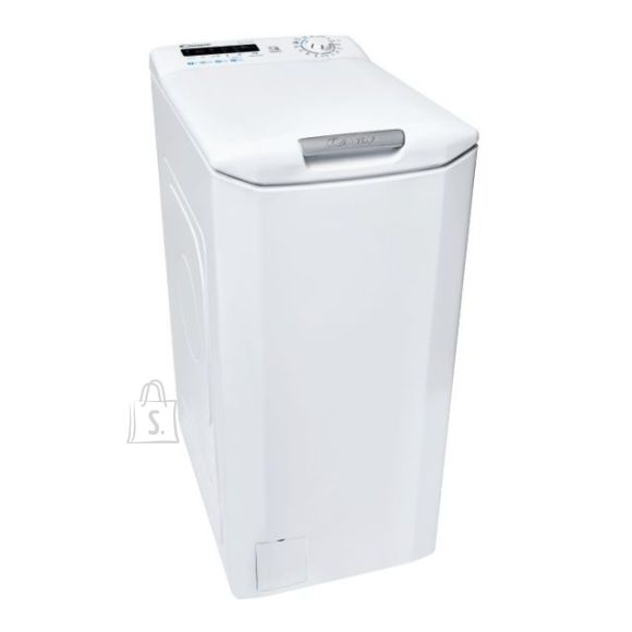 Candy Candy Washing machine CSTG 272DVE/1-S A+++, Top loading, Washing capacity 7 kg, 1200 RPM, Depth 60 cm, Width 40.5 cm, 2D, White