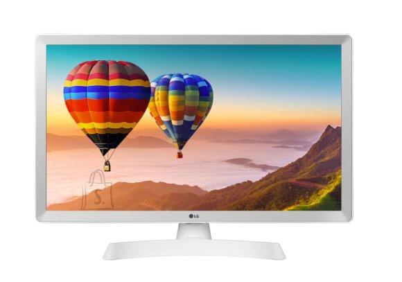 "LG LG Smart LED TV Monitor 24TN510S-WZ 23.6 "", WVA, HD Ready, 1366 x 768 pixels, 16:9, 14 ms, 200 cd/m², White"