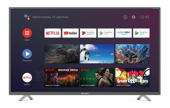 Sharp Sharp 43BL2EA 43? (109cm) 4K Ultra HD Smart Android TV
