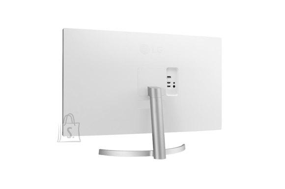 "LG LG Monitor with FreeSync 32UN500-W 31.5 "", VA, 4K UHD, 3840 x 2160 pixels, 16:9, 4 ms, 350 cd/m?, Black/Silver/White"