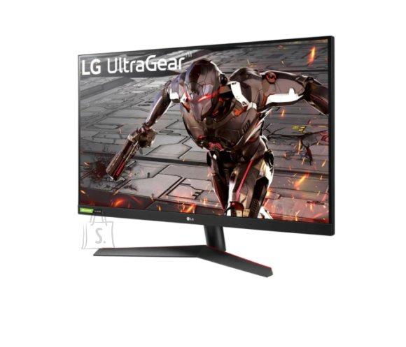 """LG LG UltraGear Gaming Monitor 32GN500-B 31.5 """", VA, FHD, 1920 x 1080 pixels, 16:9, 1 ms, 300 cd/m?, Black/Red"""