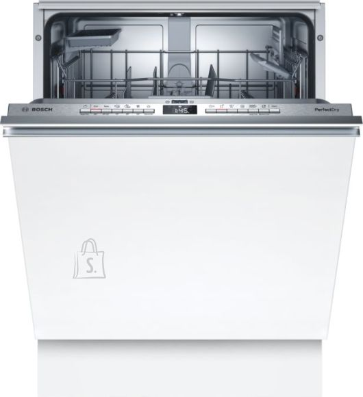 Bosch nõudepesumasin SMV6ZAX00E Built-in, Width 60 cm, Number of place settings 13, Number of programs 6,  A +++, AquaStop function, White