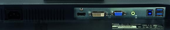 "Iiyama Iiyama Touch monitor with edge-to-edge glass PROLITE T2336MSC-B2 23 "", Touchscreen, IPS, 1920 x 1080 pixels, 16:9, 5 ms, 250 cd/m?, Black, matte"