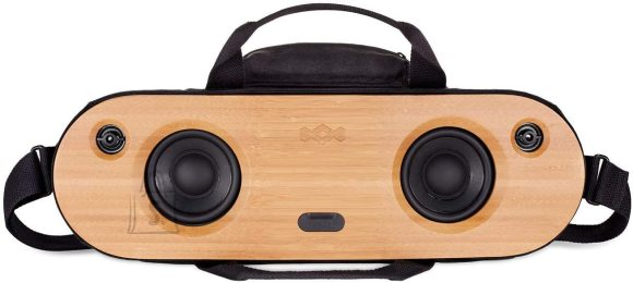Marley Bag Of Riddim Speaker, Portable, Bluetooth, Black