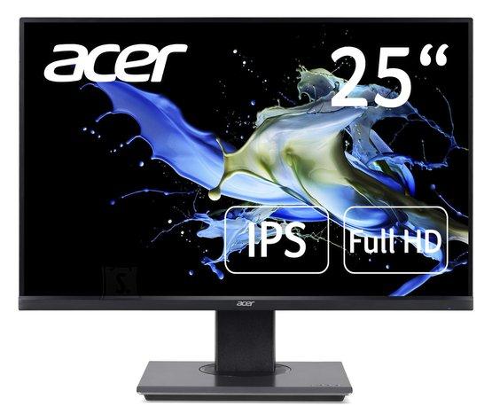 "Acer Acer BW7 BW257bmiprx 25"" IPS/1920x1200/16:10/4ms/300/100M:1/HDMI,DisplayPort, VGA/Black"