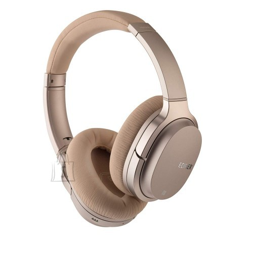 Edifier Edifier Active Noise Cancelling Bluetooth Headphones W860NB ANC, 3.5 mm, USB, Bluetooth, Gold