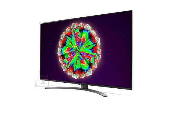"""LG LG 55NANO813NA 55"""" (139cm) 4K Nanocell Smart TV LG 55NANO813NA 55"""" (139 cm), Smart TV, WebOS, 4K UHD, 3840 x 2160, Wi-Fi, DVB-T2/C/S2, Black"""