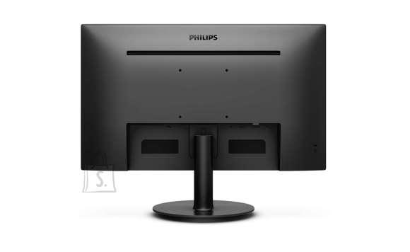 Philips Philips LCD monitor 222V8LA/00 21.5 inch (54.6 cm), FHD, 1920 x 1080 pixels, VA, 16:9, Black, 4 ms, 250 cd/m², Headphone out, W-LED system