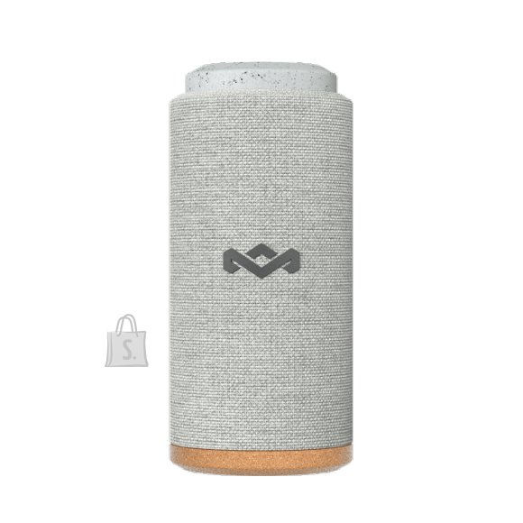 Marley Portable Bluetooth Speaker No Bounds Sport Waterproof, Bluetooth, Portable, Wireless connection, Grey