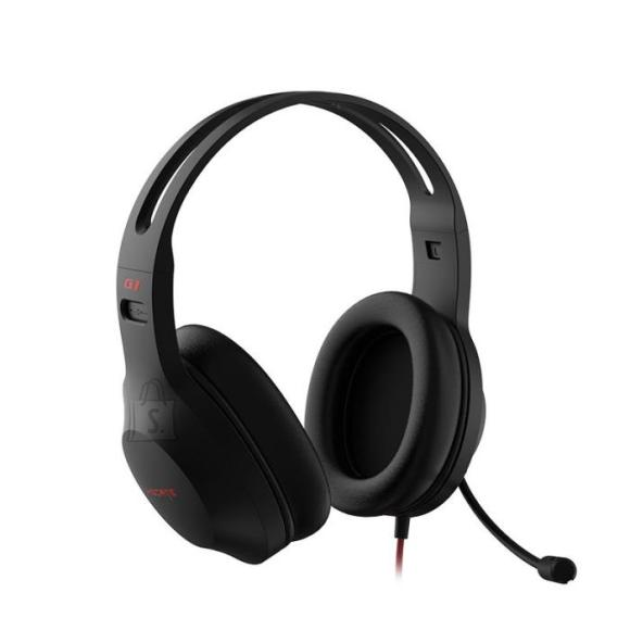 Edifier Edifier Gaming Headset G1 SE Over-ear, Microphone, Black