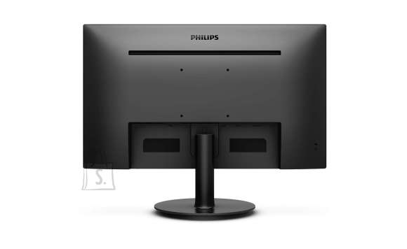 Philips Philips LCD monitor 221V8LD/00 21.5 inch (54.6 cm), FHD, 1920 x 1080 pixels, VA, 16:9, Black, 4 ms, 250 cd/m², Audio out, W-LED system