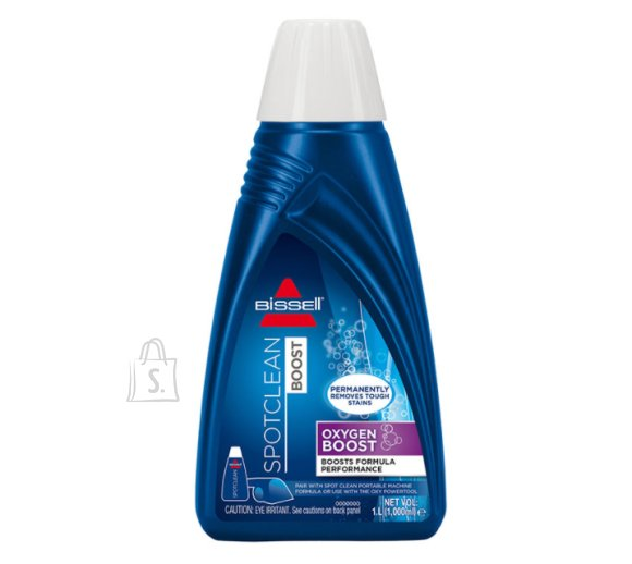 Bissell Bissell Spotclean Oxygen Boost Carpet Cleaner Stain Removal For SpotClean and SpotClean Pro, 1000 ml