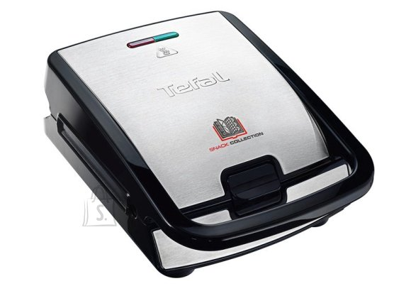 Tefal TEFAL Sandwich Maker SW854D 700 W, Number of plates 4, Number of pastry 2, Black/Stainless steel