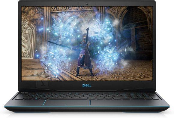"Dell Dell G3 15 3500 Black/Blue logo, 15.6 "", WVA, Full HD, 1920 x 1080, Matt, Intel Core i7, i7-10750H, 8 GB, DDR4, SSD 512 GB, NVIDIA GeForce GTX 1650 Ti, GDDR6, 4 GB, Windows 10 Home, 802.11ac, Keyboard language English, Keyboard backlit, Warranty 24 month(s)"