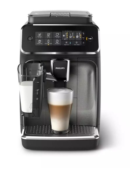 Philips Philips Espresso Coffee maker EP3242/60 Pump pressure 15 bar, Built-in milk frother, Fully automatic, 1500 W, Black