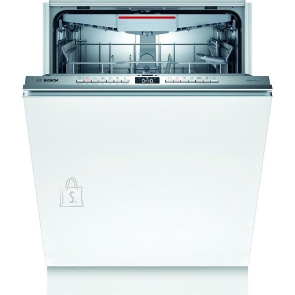 Bosch Bosch Serie 4 Dishwasher SBH4HVX31E Built-in, Width 60 cm, Number of place settings 13, Number of programs 6, A++, Display, AquaStop function, Grey