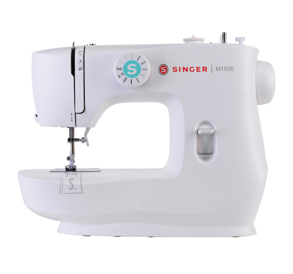 Singer Singer Sewing Machine M1505 Number of stitches 6, Number of buttonholes 1, White