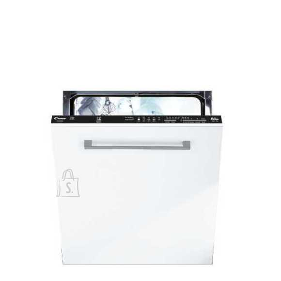 Candy Candy Dishwasher CDI 2LS36/T Built-in, Width 59.8 cm, Number of place settings 13, Number of programs 5, Energy efficiency class E, White