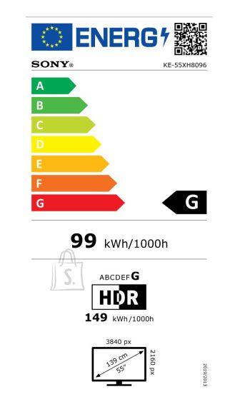 """Sony Sony KE55XH8096 55"""" 4K UHD Smart Android LED TV"""