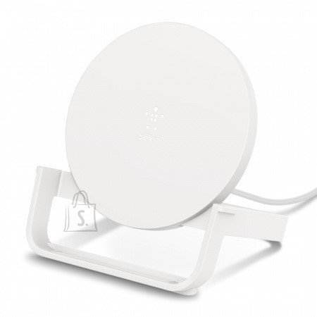 Belkin Belkin Wireless Charging Stand with PSU & Micro USB Cable WIB001vfWH
