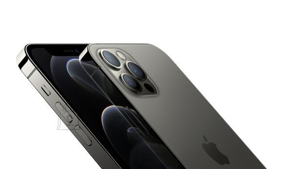 "Apple Apple iPhone 12 Pro Graphite, 6.1 "", Super Retina XDR OLED, 2532 x 1170 pixels, Apple, A14 Bionic, Internal RAM 6 GB, 128 GB, Single SIM, Nano-SIM and eSIM, 3G, 4G, 5G, Main camera Triple 12+12+12 MP, Secondary camera 12 MP, iOS, 14, 2815 mAh"
