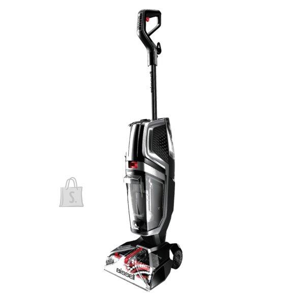 Bissell Bissell Carpet & Hard Surface Washer HydroWave Handstick, Washing function, 385 W, Titanium/Orange, Warranty 24 month(s)