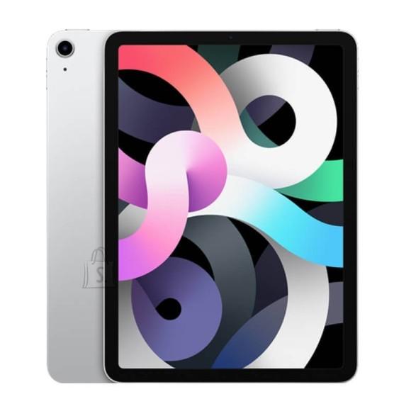 "Apple Apple 4th Gen (2020) iPad Air 10.9 "", Silver, Liquid Retina touch screen with IPS, Apple A14 Bionic, 256 GB, Wi-Fi, Front camera, 7 MP, Rear camera, 12 MP, Bluetooth, 5.0, iPadOS, 14, 2360 x 1640 pixels pixels"