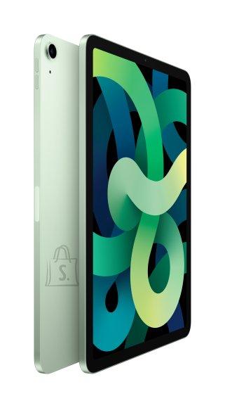 "Apple Apple 4th Gen (2020) iPad Air 10.9 "", Green, Liquid Retina touch screen with IPS, Apple A14 Bionic, 64 GB, Wi-Fi, Front camera, 7 MP, Rear camera, 12 MP, Bluetooth, 5.0, iPadOS, 14, 2360 x 1640 pixels pixels"
