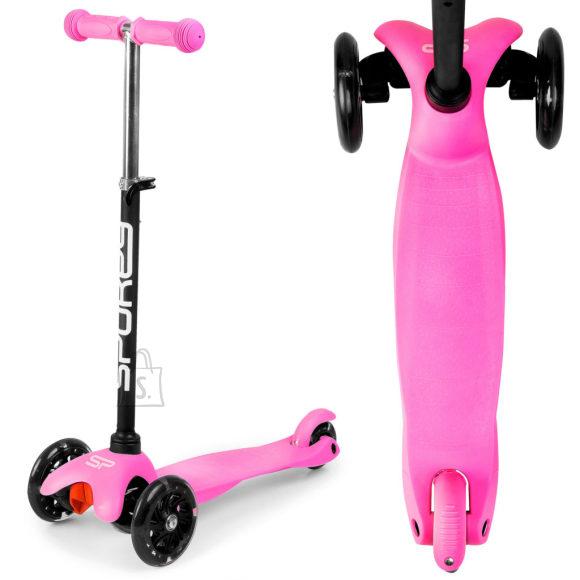 Spokey Spokey Balance scooter FUNRIDE, Max 20kg, Pink