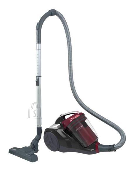 Hoover Hoover Vacuum cleaner  CH50PET 011 Bagless, Power 550 W, Dust capacity 2.5 L, Black/Red