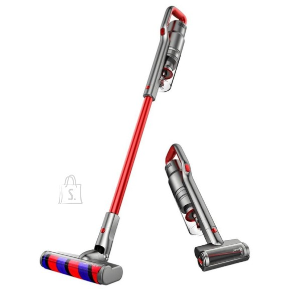 Jimmy Vacuum Cleaner JV65 Cordless operating, Handstick and Handheld, 28.8 V, Operating time (max) 70 min, Red, Warranty 24 month(s), Battery warranty 12 month(s)