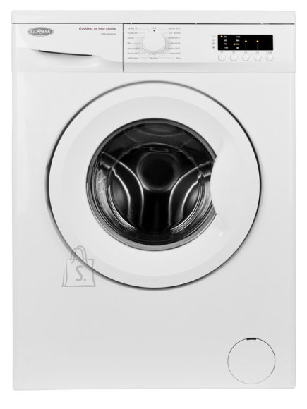 Goddess Goddess Washing mashine GODWFE1036M10D Energy efficiency class D, Front loading, Washing capacity 6 kg, 1000 RPM, Depth 51 cm, Width 60 cm, White
