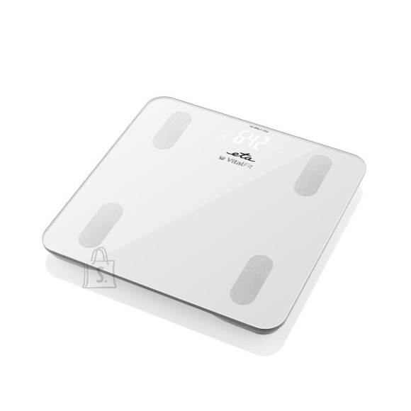 ETA ETA Personal Scale Vital Fit ETA678190000 Body analyzer, Maximum weight (capacity) 180 kg, Accuracy 100 g, Body Mass Index (BMI) measuring, White