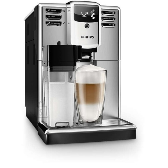 Philips Philips Espresso Coffee maker EP5365/10 Built-in milk frother, Fully automatic, White