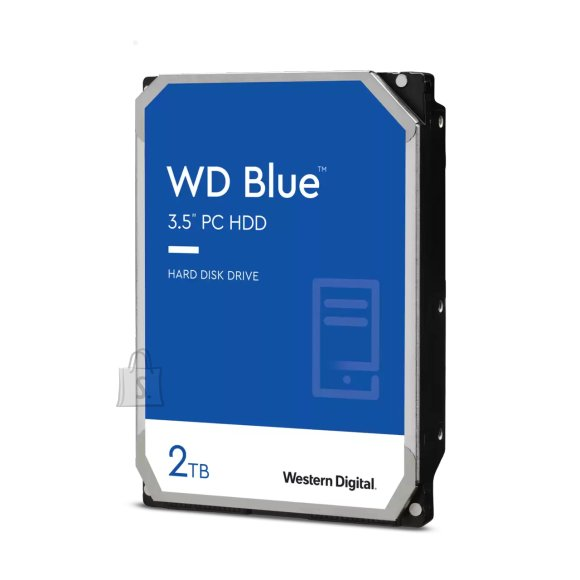 """Western Digital Western Digital Hard Drive Blue WD20EZBX 7200 RPM, 3.5 """", 2000 GB"""