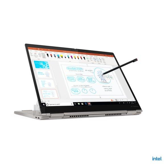 "Lenovo Lenovo ThinkPad X1 Titanium Yoga (Gen 1) Titanium, 13.5 "", IPS, Touchscreen, Full HD, 1920 x 1080, Anti-reflection, Intel Core i5, i5-1130G7, 16 GB, SSD 256 GB, Intel Iris Xe, No Optical drive, Windows 10 Pro, 802.11ax, Bluetooth version 5.2, Keyboard language English, Keyboard backlit, Warranty 36 month(s)"