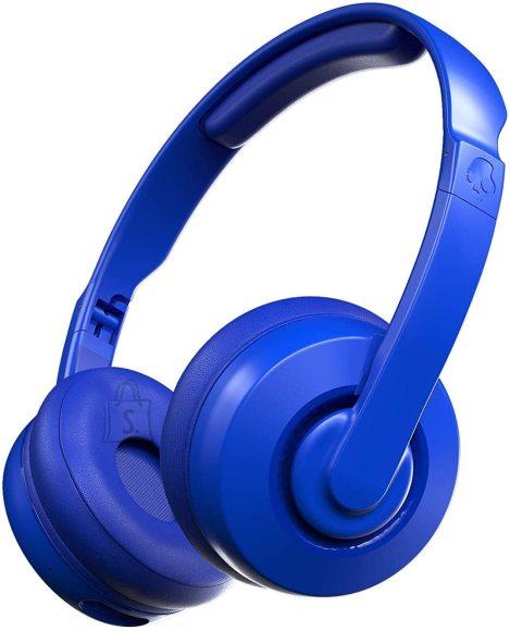 Skullcandy Skullcandy Wireless Headphones Cassette Over-ear, Microphone, Wireless, Blue