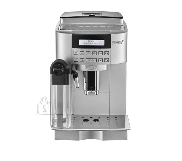DeLonghi Delonghi Coffee maker ECAM22.360S Pump pressure 15 bar, Built-in milk frother, Fully automatic, 1450 W, Silver