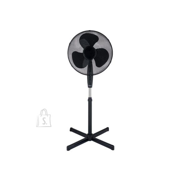 Tristar Tristar VE-5894 Stand Fan, Number of speeds 3, 45 W, Oscillation, Diameter 40 cm, Black