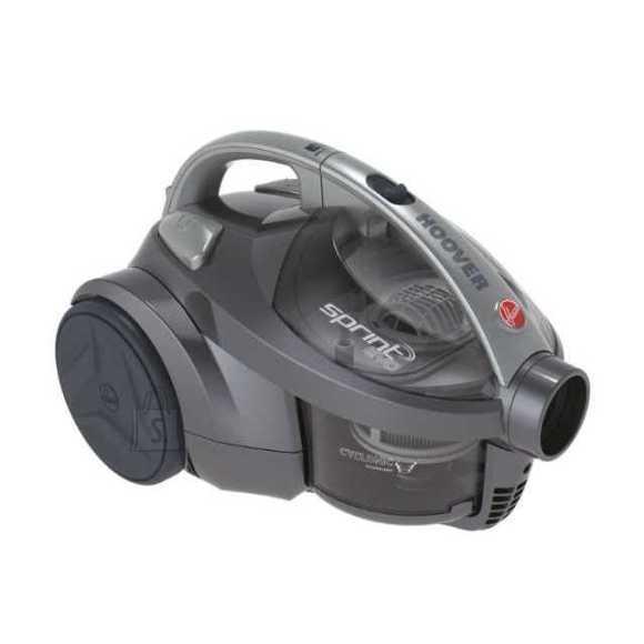 Hoover Hoover Vacuum cleaner SE71_SE41011 Bagless, Power 700 W, Dust capacity 1.5 L, Paisley Titanium
